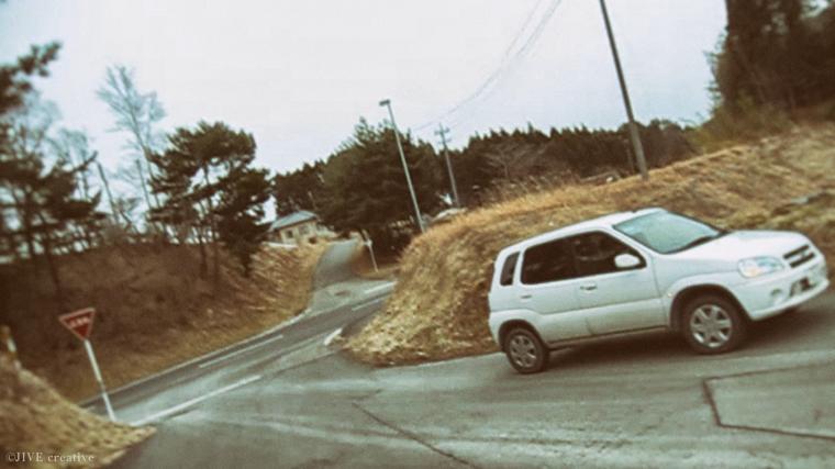 東日本大震災の瞬間