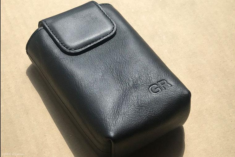 GRIII専用ソフトケース GC-10 レビュー