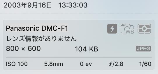 DMC-F1